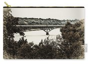 Strawberry Mansion Bridge From Laurel Hill Carry-all Pouch