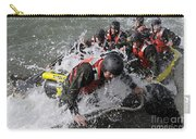 Students In Basic Underwater Carry-all Pouch by Stocktrek Images
