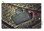 Suitcase And Hats Carry-all Pouch