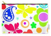 Summer Fun Carry-all Pouch by Louisa Knight