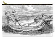 Sumo Wrestling, 1853 Carry-all Pouch