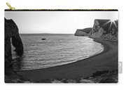 Sundown At Durdle Door Carry-all Pouch