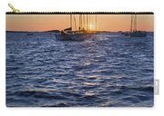 Sunset Moorings Chausey Carry-all Pouch