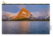 Swiftcurrent Lake Panorama Carry-all Pouch