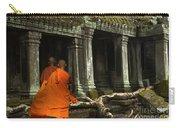 Ta Prohm Cambodia Carry-all Pouch