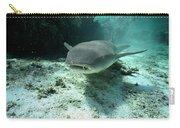 Tawny Nurse Shark Nebrius Ferrugineus Carry-all Pouch