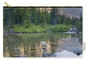 Taylor Lake, Banff National Park Carry-all Pouch