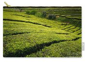 Tea Gardens Carry-all Pouch