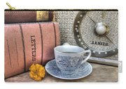 Tea Time Carry-all Pouch by Jane Linders