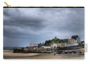 Tenby Harbour From North Beach 2 Carry-all Pouch