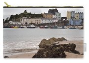 Tenby Harbour From North Beach Carry-all Pouch