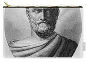 Thales, Ancient Greek Philosopher Carry-all Pouch by Photo Researchers, Inc.