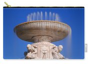 The Belle Isle Scott Fountain Carry-all Pouch