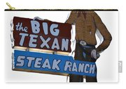 The Big Texan Carry-all Pouch