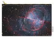 The Dumbbell Nebula Carry-all Pouch