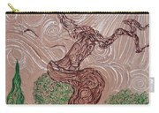 The Earthen Tree Carry-all Pouch