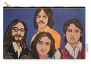 The Fab Four Beatles  Carry-all Pouch
