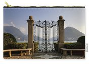 The Gateway To Lago Di Lugano Carry-all Pouch