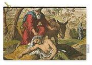 The Good Samaritan Carry-all Pouch by English School