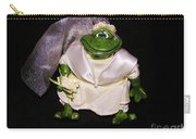 The Green Bride Carry-all Pouch