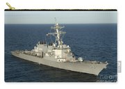The Guided-missile Destroyer Uss Laboon Carry-all Pouch