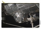 The International Space Stations Carry-all Pouch by Stocktrek Images