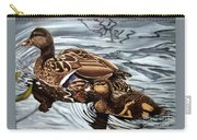 The Mallards Carry-all Pouch