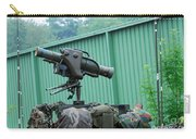 The Milan, Guided Anti-tank Missile Carry-all Pouch by Luc De Jaeger
