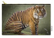 The Sumatran Tiger  Carry-all Pouch