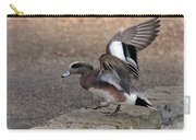 American Wigeon Waterfowl Carry-all Pouch