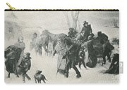 The Underground Railroad Carry-all Pouch by Photo Researchers