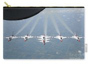 The U.s. Air Force Thunderbird Carry-all Pouch