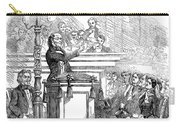 Theodore Parker (1810-1860) Carry-all Pouch by Granger