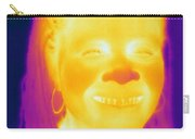 Thermogram Of A Woman Carry-all Pouch