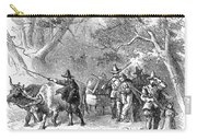 Thomas Hooker (1586-1647) Carry-all Pouch