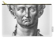 Tiberius (42 B.c.- 37 A.d.) Carry-all Pouch
