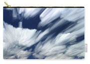 Time-lapse Clouds Carry-all Pouch