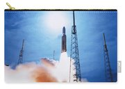 Titan Iv Rocket Carry-all Pouch