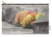 Tobacco Barn In Autumn Carry-all Pouch