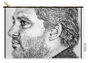 Tony Stewart In 2011 Carry-all Pouch by J McCombie