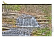 Top Of The Upper Falls Carry-all Pouch