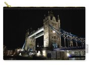 Tower Bridge At Night Carry-all Pouch