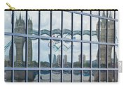 Tower Bridge Reflection Carry-all Pouch