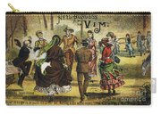 Trade Card, C1880 Carry-all Pouch