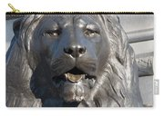 Trafalgar Square Lion Carry-all Pouch