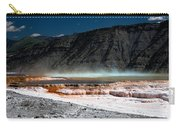 Travertine Terraces Carry-all Pouch