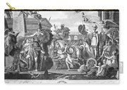 Treaty Of Ghent, 1814 Carry-all Pouch