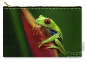 Tree Frog 19 Carry-all Pouch