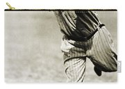 Tris Speaker (1888-1958) Carry-all Pouch