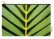 Tropical Palm Frond Carry-all Pouch